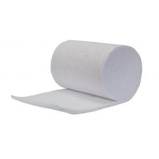 "8 lb. Density 1"" Thick 24"" Wide Ceramic Fiber Blanket"